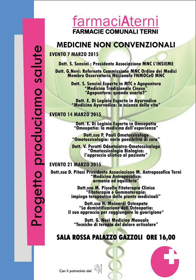Medicine non convenzionali